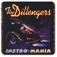 Bill Meredith may be cool, but the Dillengers are red hot!