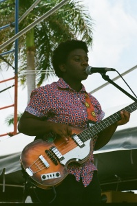 Bassist Angel Leiser