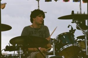 Drummer John Cardillo III