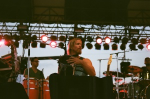 Pat Klemawesch of The Hip Abduction