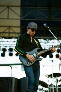 Morning Fatty Guitarist Miller Joyner