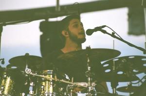 Hip Abduction Drummer Matt Poynter