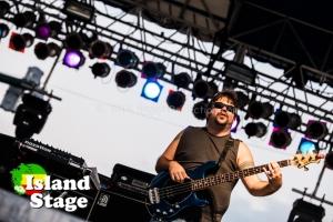 Hip Abduction Bassist Chris Powers