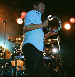 "311 Rapper/Vocalist Doug ""S.A."" Martinez"