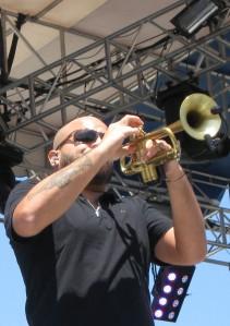SOJA trumpet