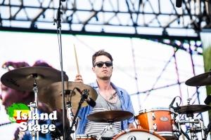 Lizzo's drummer Ryan McMahon