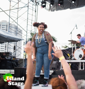 Lizzo laughing