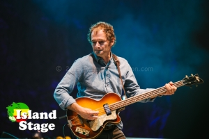 Bassist John Stirratt of Wilco