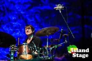 Drummer Glenn Kotche of Wilco