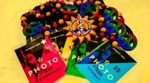 Sunfest beads & passes