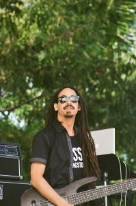 Bassist Shia Coore