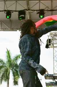 Marley Family Flag Bearer