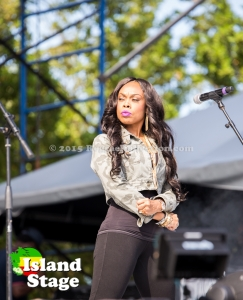 Vocalist Nikki Burt