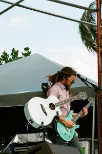 SOJA Guitarist Trevor Young
