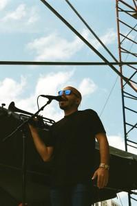 SOJA Trumpeter Rafael Rodriguez