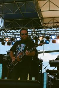 Guitarist Micah Brown
