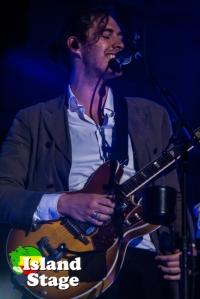 Singer-songwriter Andrew Hozier-Byrne