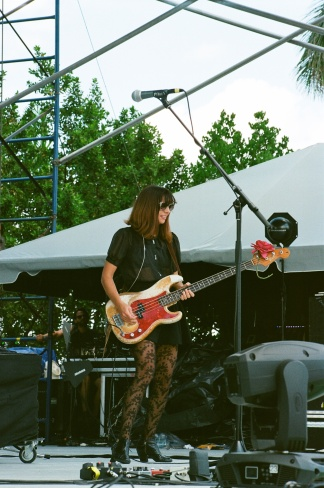 Bassist Paz Lenchantin (formerly of A Perfect Circle)