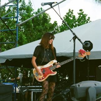 Bassist Paz Lenchantin (formerly of A Perfect Circle)