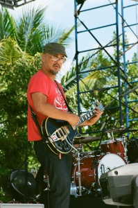 Lead guitarist Joey Santiago