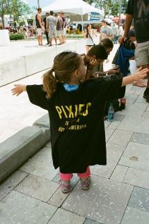 Pre-K Pixies' fan