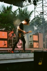 Guitarist Joe Trohman