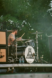 Drummer Andy Hurley