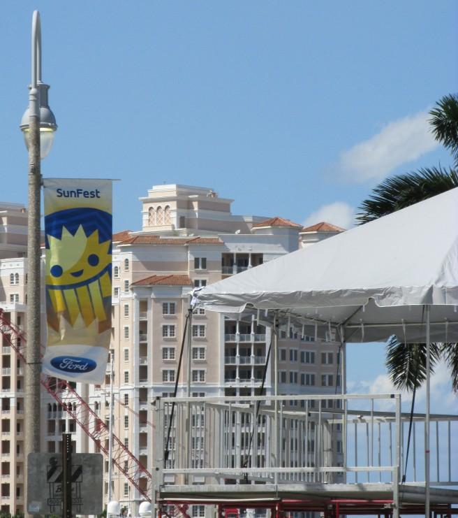 Sunfest Banner