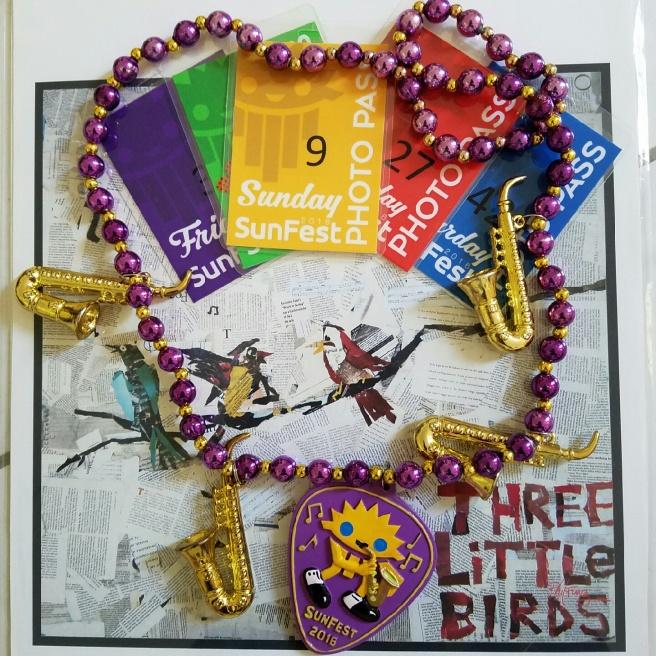 Badges, Beads & Artwork