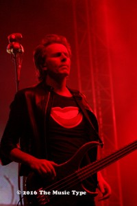 John In Red