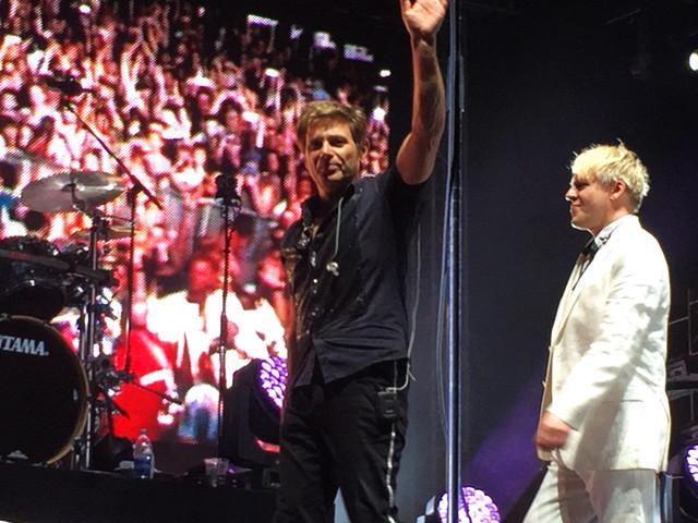 Roger & Nick