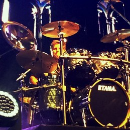 ... is Roger Taylor (Photo by Heather Morales)