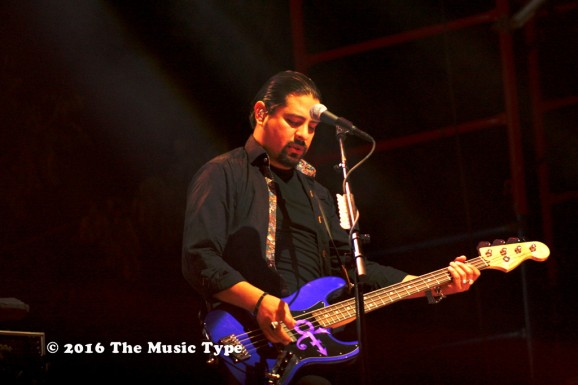 Train bassist Hector Maldonado
