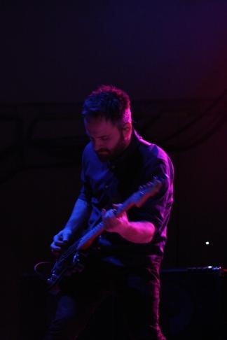 Bassist Nick Harmer