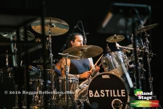 """Drummer Chris """"Woody"""" Wood"""