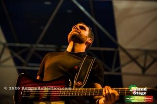 Bassist Will Farquason