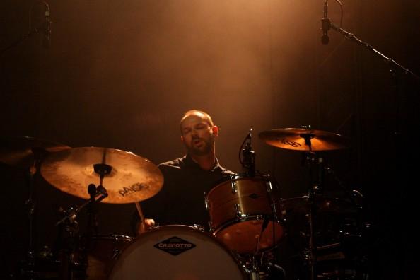 Drummer Jason McGerr