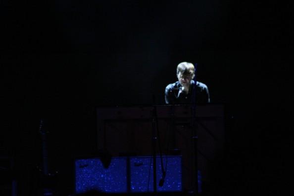 Gibbard on Piano