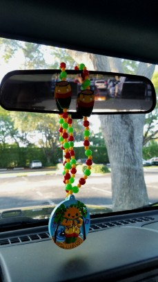 Rear-View Beads