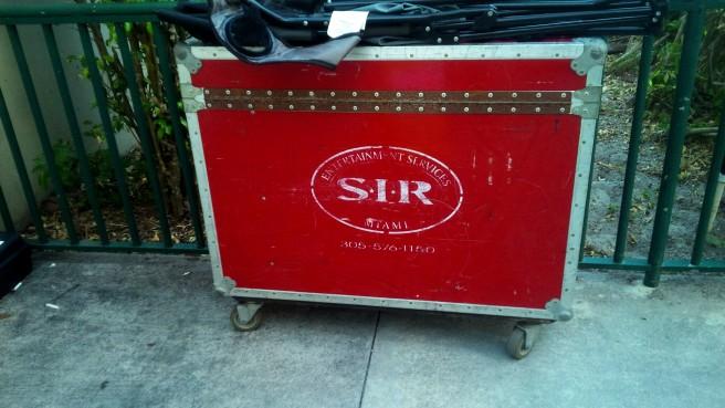 SIR Sunfest Crate