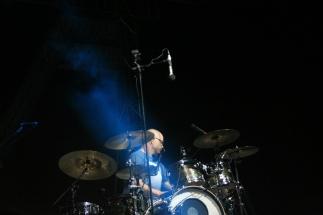 Drummer Patrick Wilson