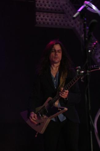 Guitarist Brian Bell
