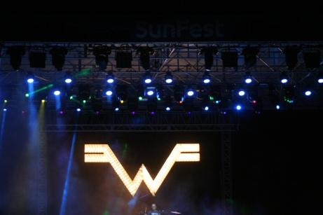 Weezer Logo II