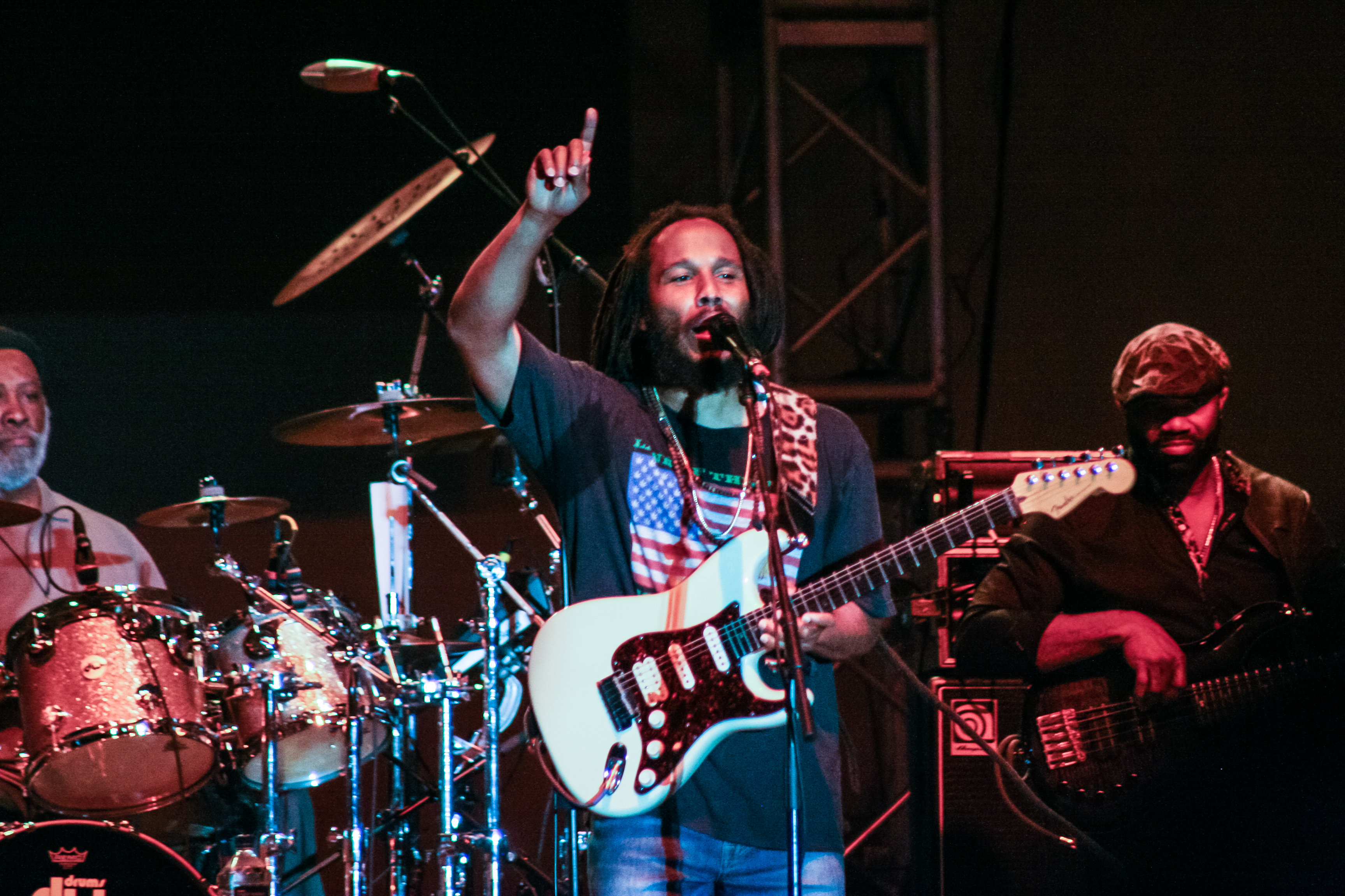 Ziggy Marley with Rhythm Section